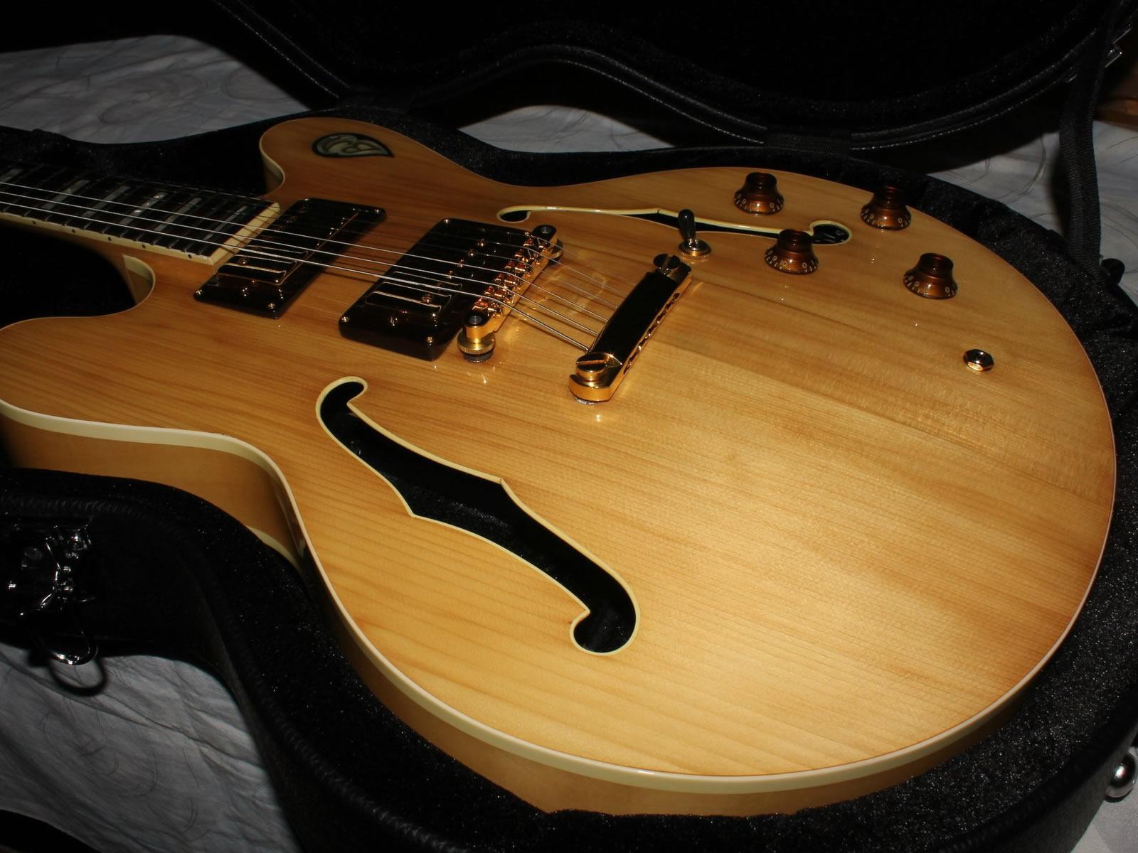 Ανακατασκευή κιθάρα Gibson